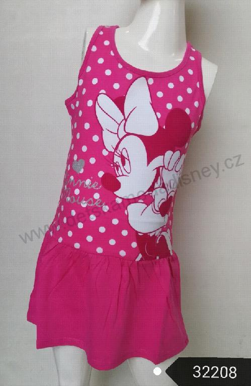 Šaty MINNIE vel.110  DISNEY 32208