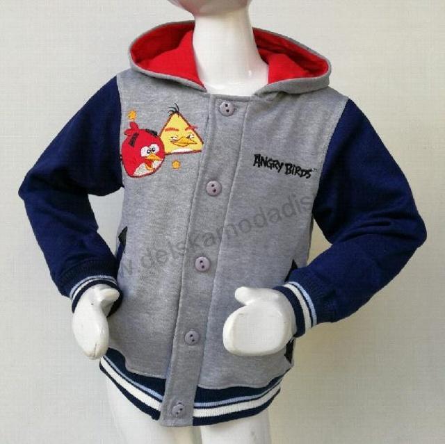 chlapecké mikiny ANGRY BIRDS Vel.134 4eecf6cfe0