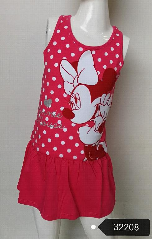 Šaty MINNIE vel.128  DISNEY 32208