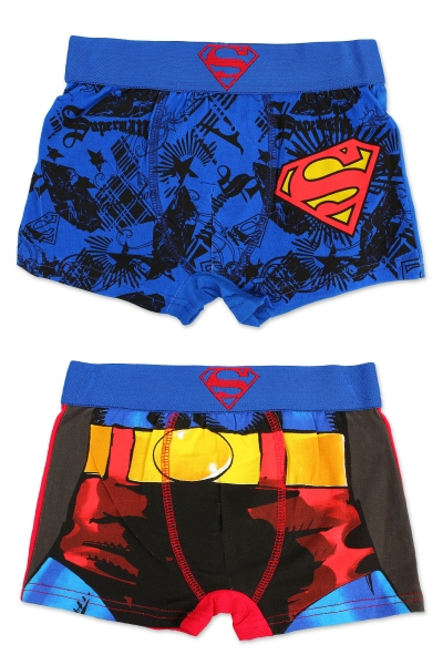 Boxerky SUPERMAN vel.134-140