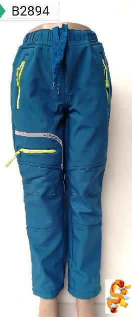 34b6059af67 Chlapecké softshellové kalhoty WOLF vel.116 empty