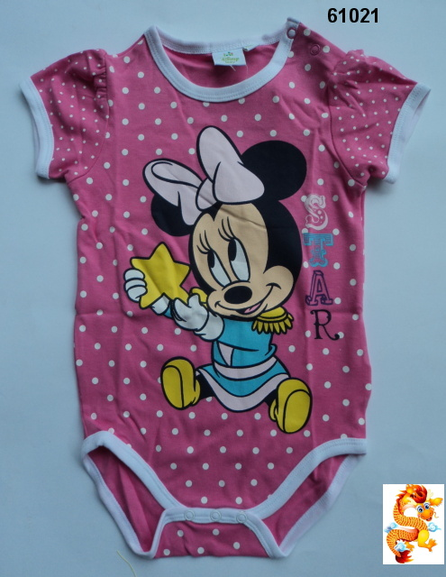 Body MINNIE MOUSE vel.50/56