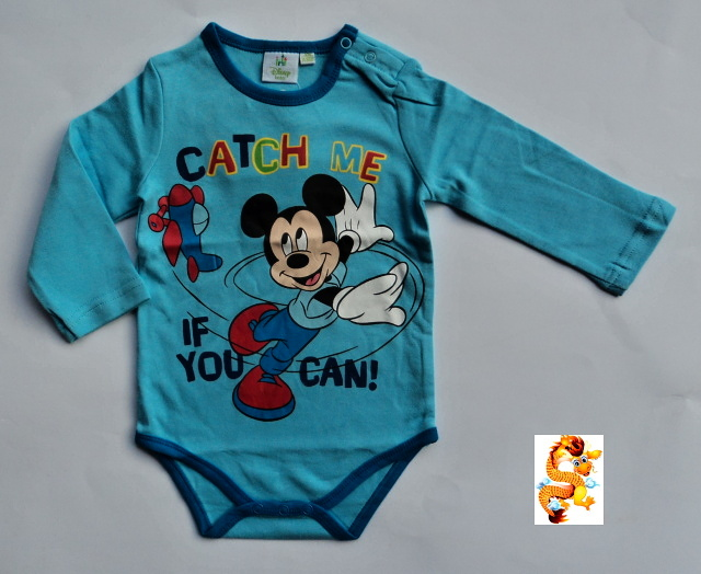 Body MICKEY MOUSE vel.74/80