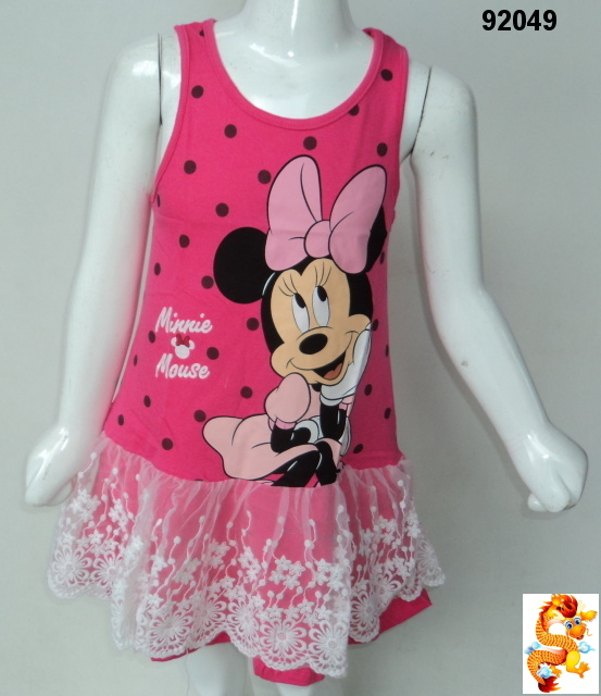 Šaty MINNIE MOUSE 92049 vel.122