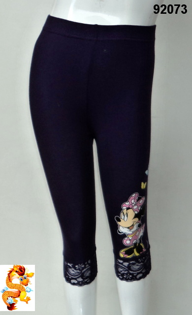 3/4 leginy MINNIE MOUSE 92073 vel.134