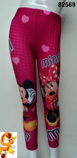 Legíny MINNIE MOUSE vel.98/104