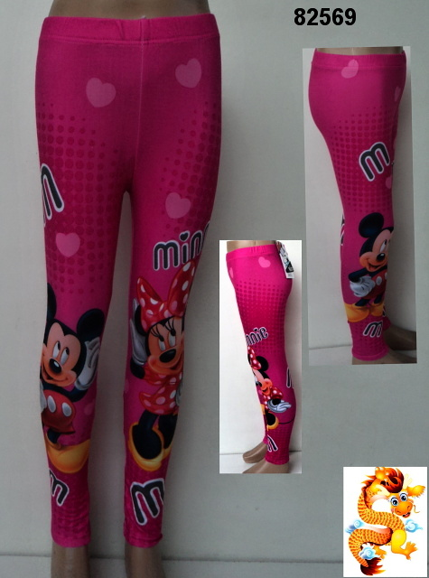 Legíny MINNIE MOUSE vel.128
