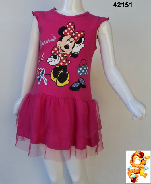 Šaty MINNIE MOUSE vel.122